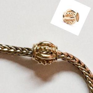 Trollbeads Royal Bead 18K